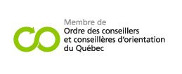 Logo Ordre des conseillers et conseillères d'orientation du Québec